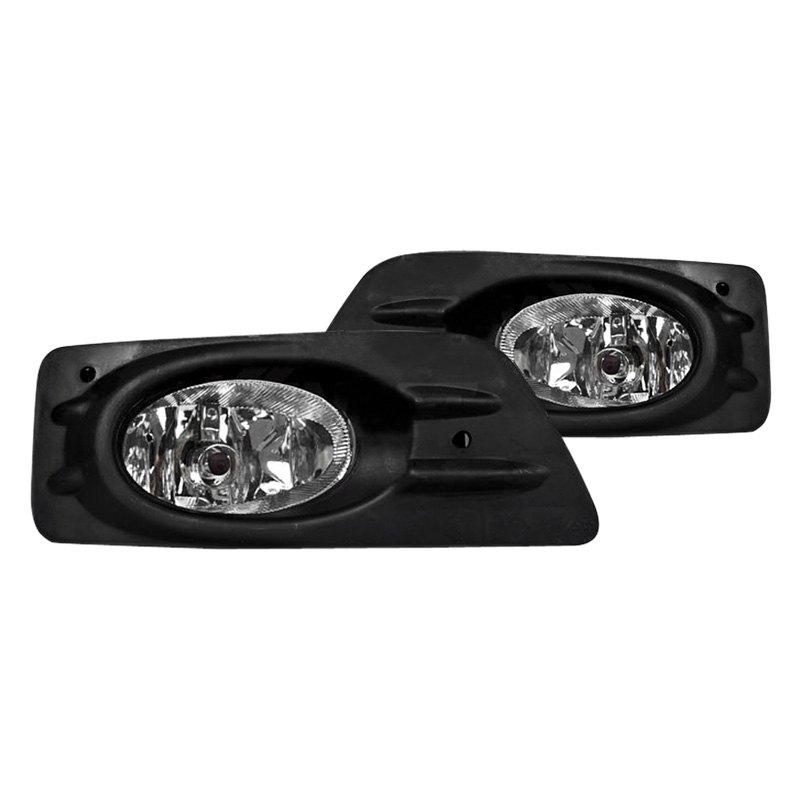 factory style fog lights winjet factory style fog lights. Black Bedroom Furniture Sets. Home Design Ideas
