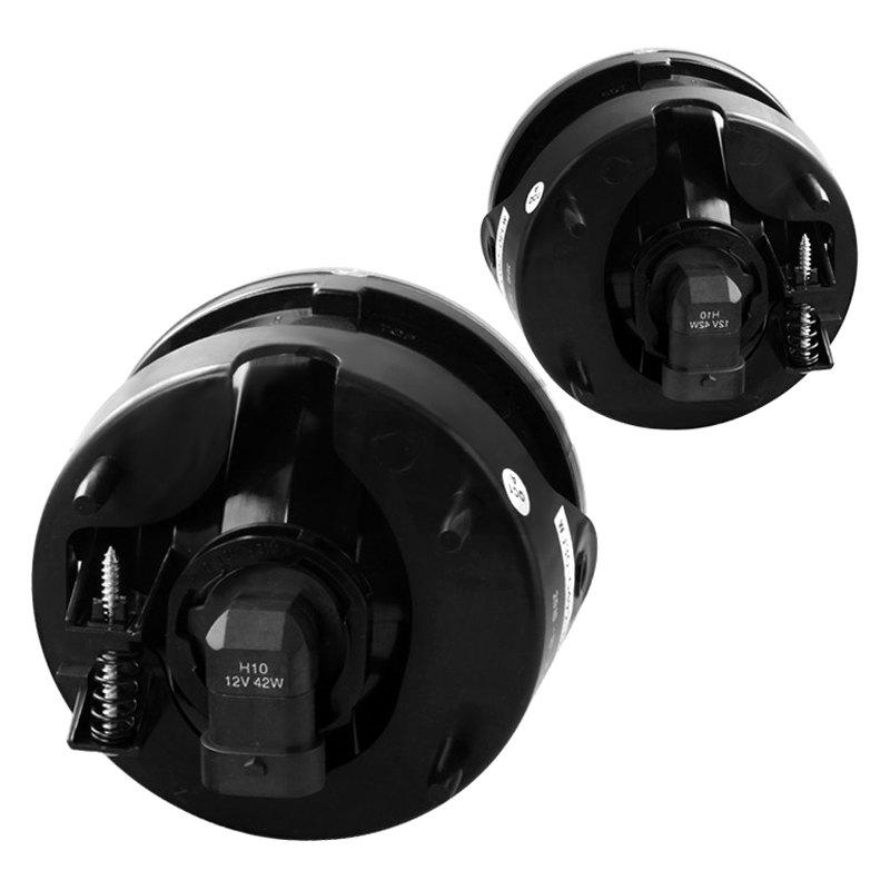 for 2008 2011 ford ranger clear replacement fog lights. Black Bedroom Furniture Sets. Home Design Ideas
