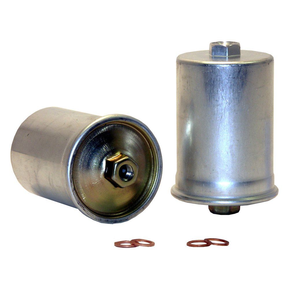 on Wix Inline Fuel Filters