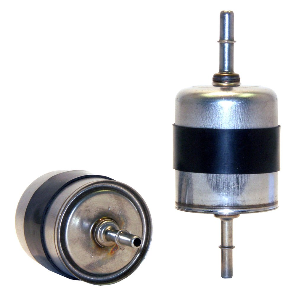 inline fuel filter with check valve napa