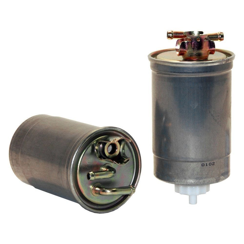 Wix Volkswagen Jetta 1995 Complete In Line Fuel Filter Location Removal
