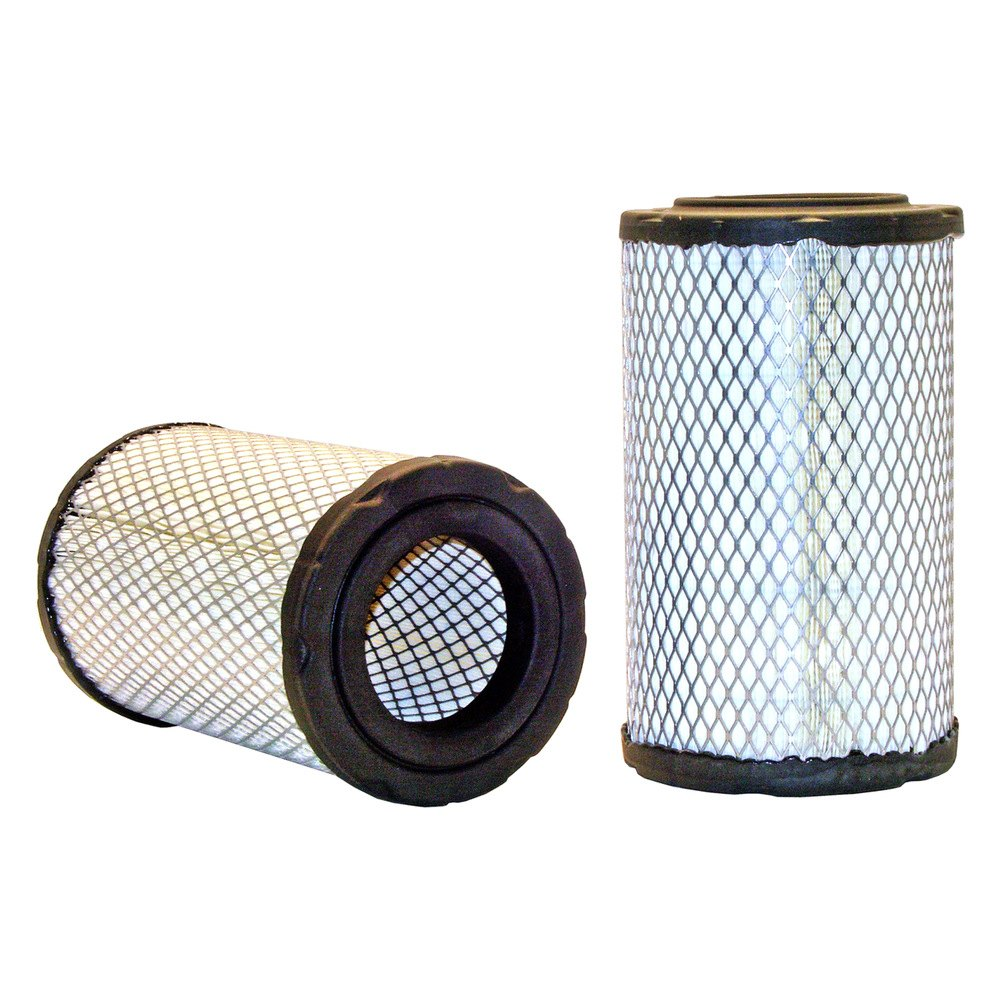 Water Sealed Air Cleaner Chevy : Wix chevy tahoe  radial seal outer air filter