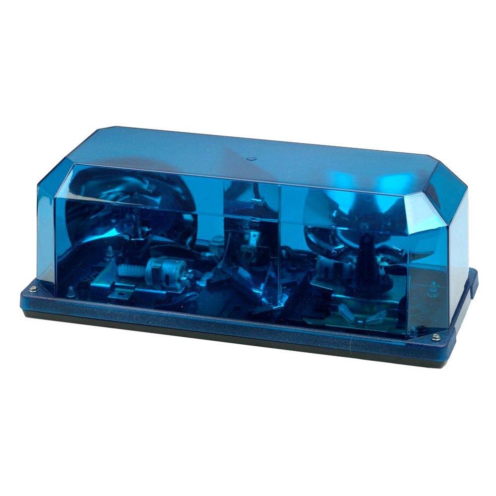 Wolo 174 Priority 1 Mini Rotating Halogen Beacon Light Bar