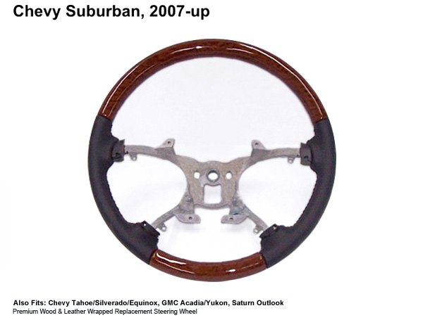 2007 chevy tahoe steering wheels at. Black Bedroom Furniture Sets. Home Design Ideas