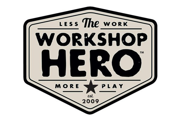 Workshop Hero® WH290497 - Metal Rescue Rust Remover