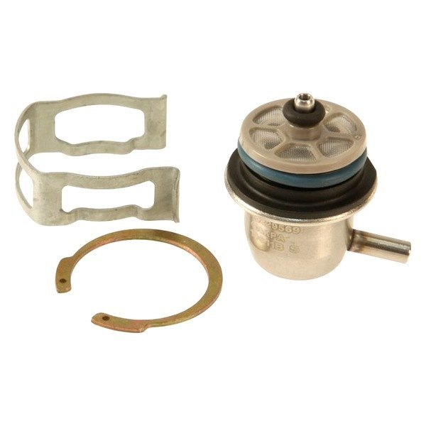 Fuel Injection Pressure Regulator: For Chevy Silverado 3500 01-03 Fuel Injection Pressure