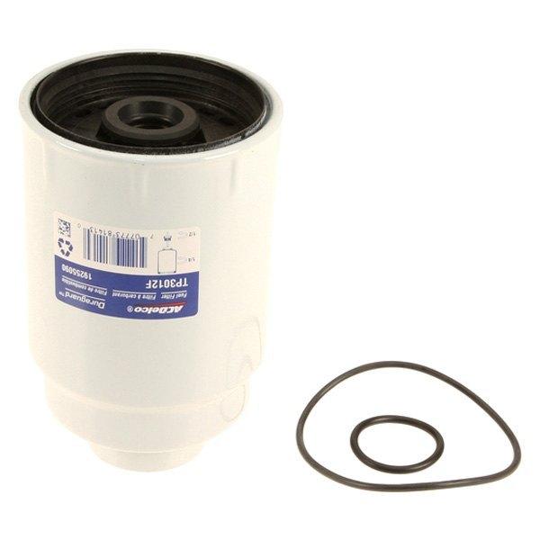 Diesel Fuel Filters For Tractors : Acdelco chevy silverado l gm original equipment