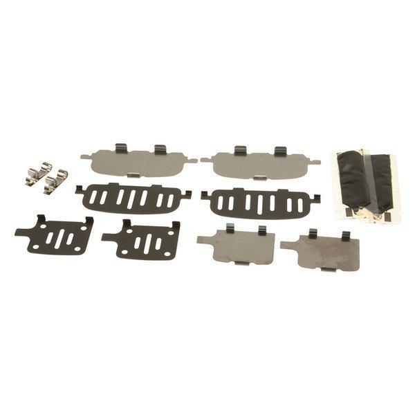 genuine toyota camry 2006 rear disc brake pad shim set. Black Bedroom Furniture Sets. Home Design Ideas