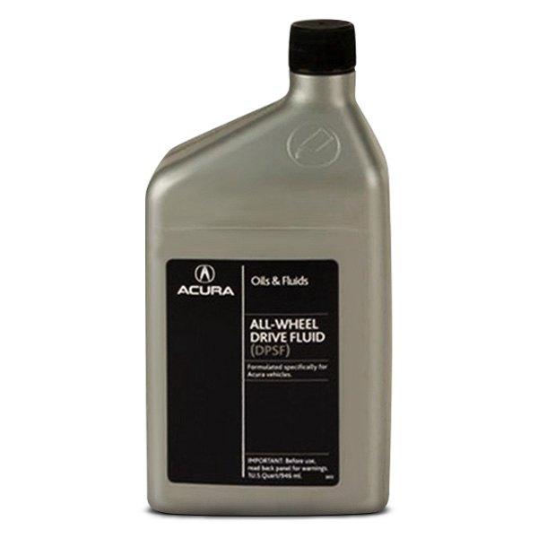 2005 Acura RL Oil Change