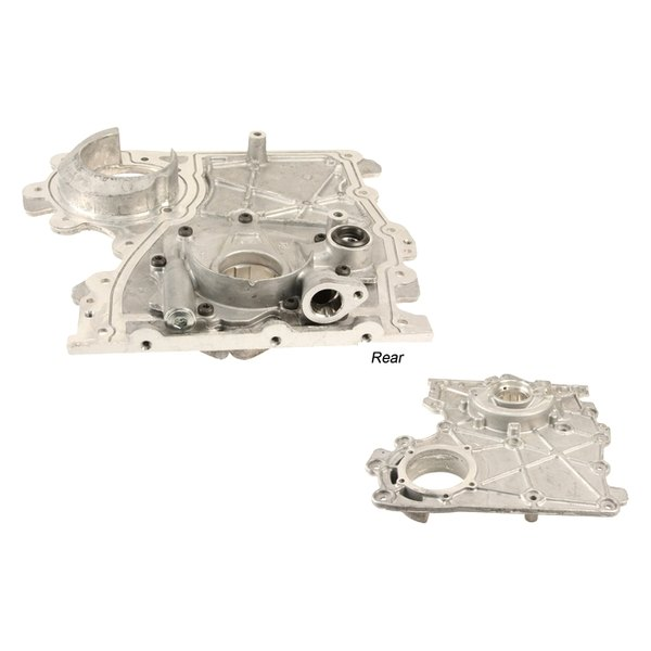 genuine chevy colorado 2007 engine oil pump. Black Bedroom Furniture Sets. Home Design Ideas