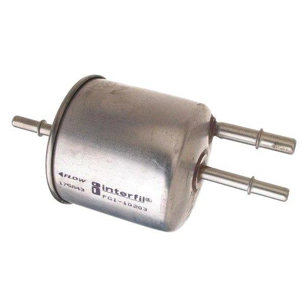 ford ranger fuel filter interfil® - ford ranger flex 2000-2003 fuel filter