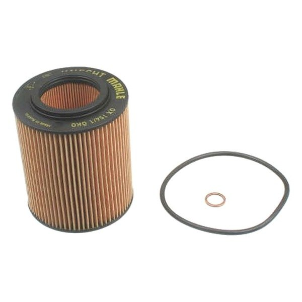 Mahle bmw x5 with o ring 2002 2003 oil filter kit for Bmw x5 motor oil