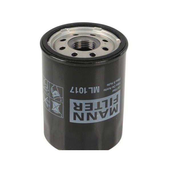 Mann filter toyota corolla 1989 spin on oil filter for Toyota corolla motor oil