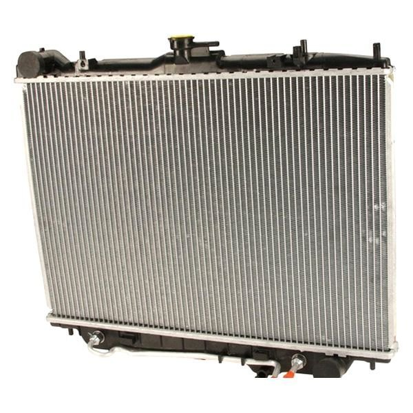 Metrix isuzu rodeo radiator