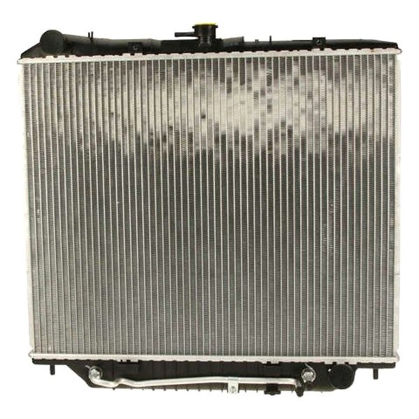 Metrix isuzu trooper l radiator