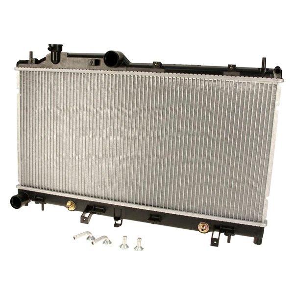 Subaru Engine Coolant : Metrix subaru impreza radiator
