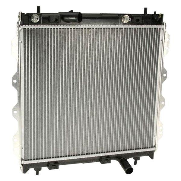 metrix chrysler pt cruiser 2 4l 2004 aluminum core engine coolant radiator. Black Bedroom Furniture Sets. Home Design Ideas