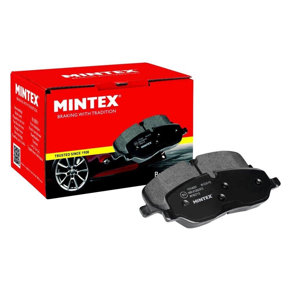 Mintex 174 Land Rover Discovery 1994 Semi Metallic Disc