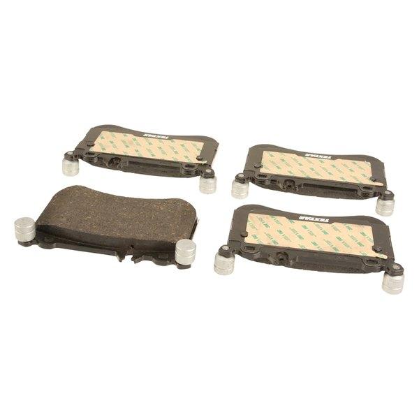 2473301 Genuine OE Textar Rear Disc Brake Pads Set