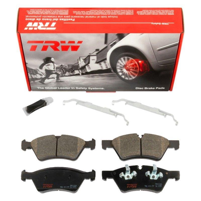 For BMW X1 2016-2018 TRW W0133-2283265-TRW Ceramic Rear