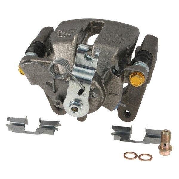 world brake audi a4 2005 remanufactured premium semi loaded brake caliper. Black Bedroom Furniture Sets. Home Design Ideas