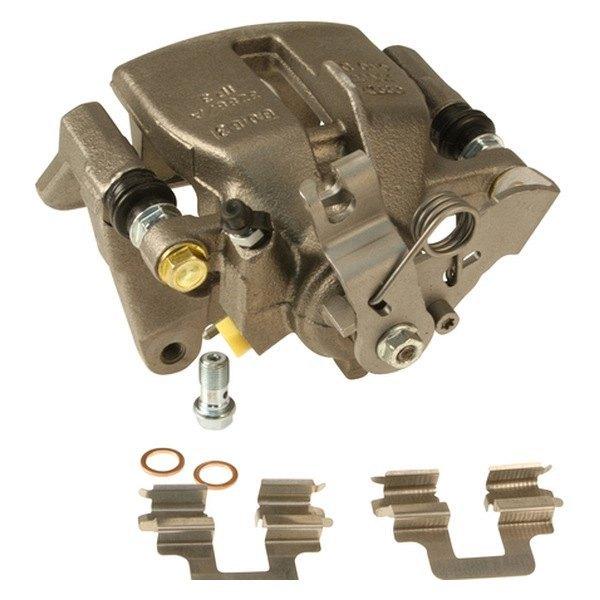 world brake audi a4 a4 quattro 2007 remanufactured premium semi loaded rear brake caliper. Black Bedroom Furniture Sets. Home Design Ideas