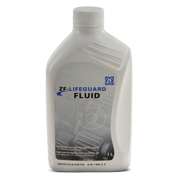 Zf 174 Bmw X5 2013 Automatic Transmission Fluid