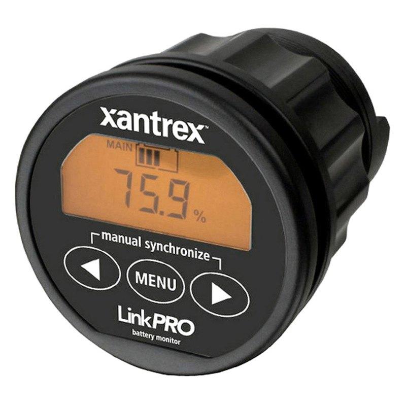 Xantrex Battery Monitor : Xantrex linkpro battery monitor
