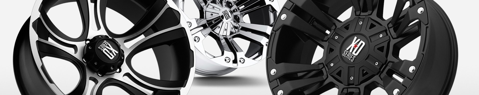 Universal XD SERIES WHEELS & RIMS