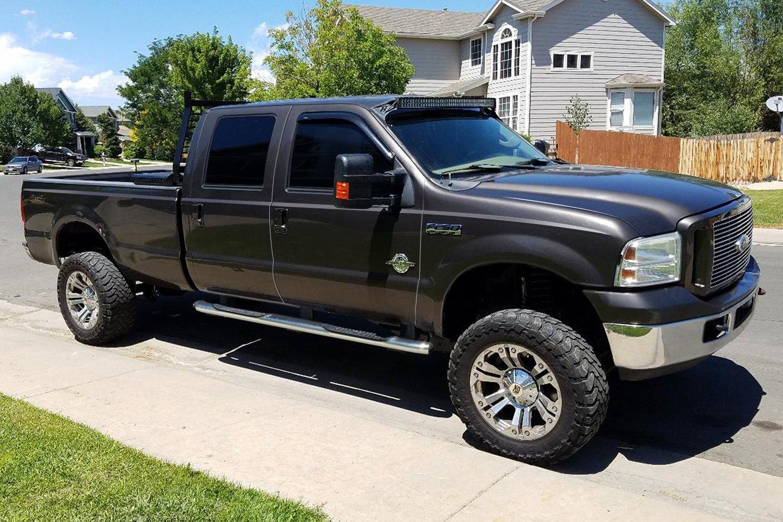 Ford Truck F250 >> XD SERIES® XD778 MONSTER Wheels - Chrome Rims