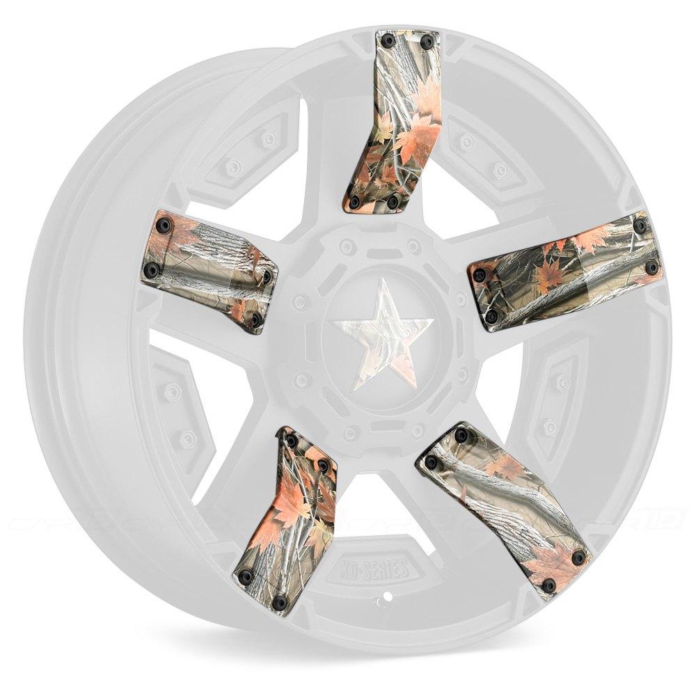 Xd Series Xd811 Rockstar 2 Wheels Satin Black With Machined Face Rims