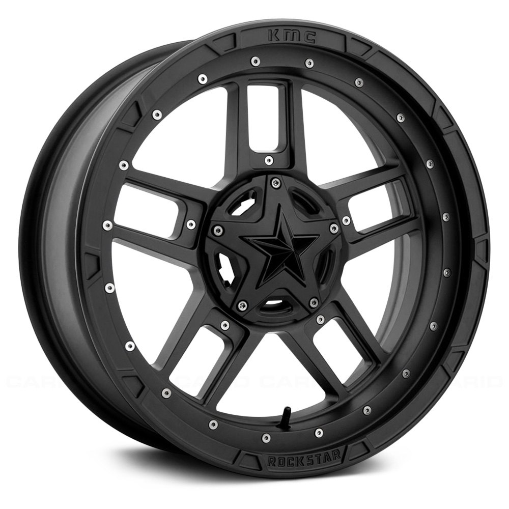 Xd series xs827 rs3 atvutv wheels matte black rims xd series xs827 rs3 atvutv matte back sciox Gallery