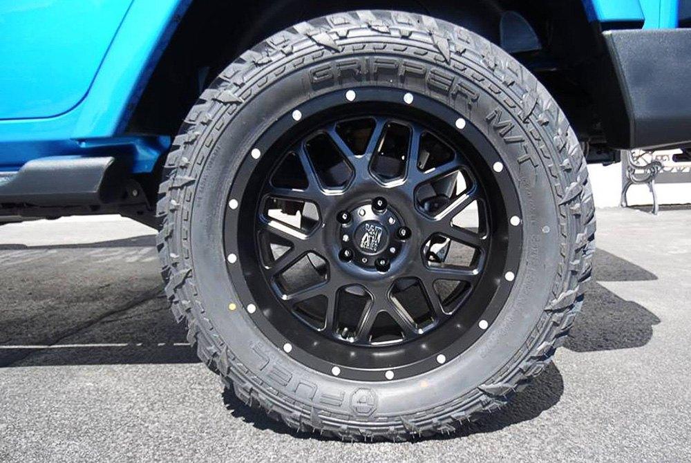 Chevy Silverado Custom Wheels >> XD SERIES® XD820 Wheels - Satin Black Rims