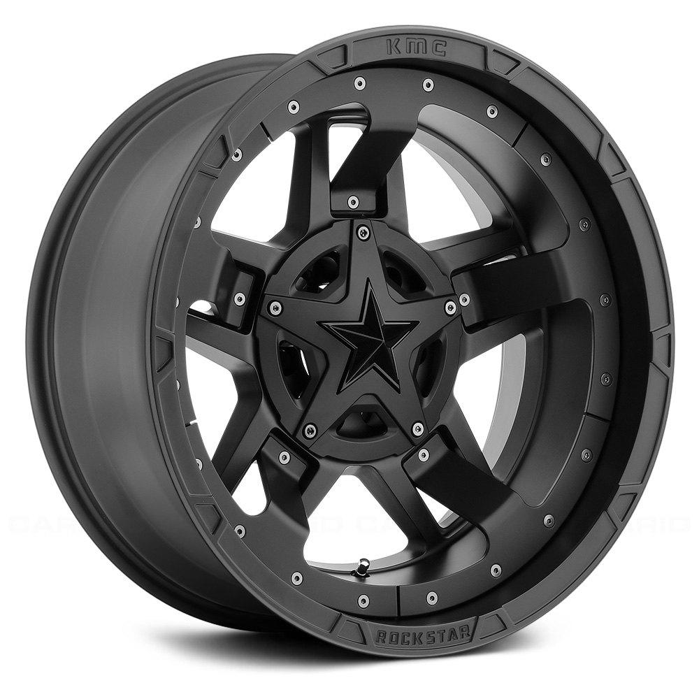 XD SERIES® XD815 BATALLION DUALLY Wheels - Gloss Black
