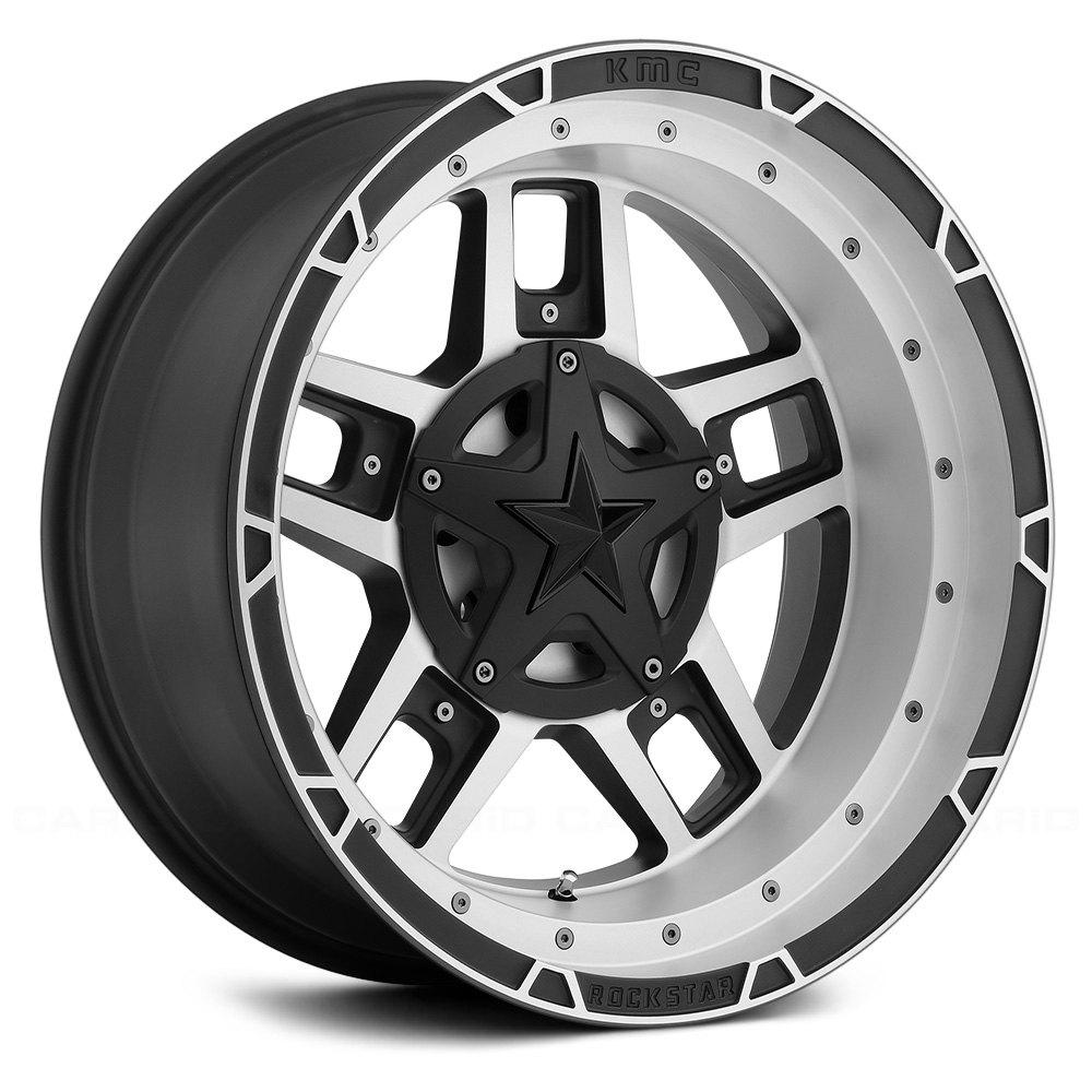 XD SERIES® MISFIT Wheels - Matte Black Rims