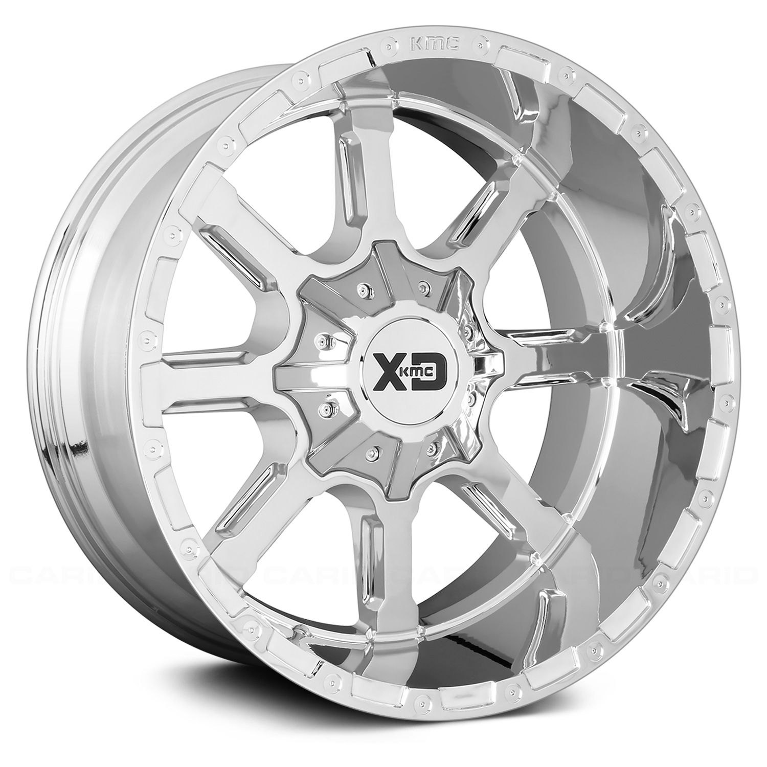 XD SERIES® - XD838 MAMMOTH Chrome
