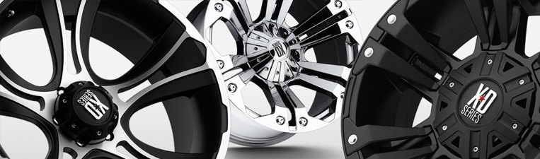 XD Series Wheels & Rims