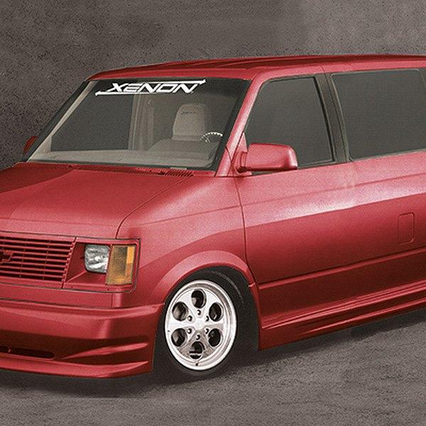 Chevy Astro 1985-1994 Custom Style Body Kit