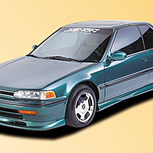 Honda Accord 1992-1993 Aggressive Style Body Kit