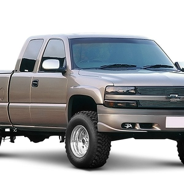 xenon chevy silverado 1999 2000 street style fender. Black Bedroom Furniture Sets. Home Design Ideas