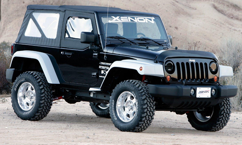 Jeep Fenders Jk Xenon Gallery