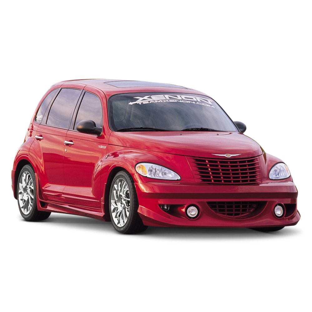 xenon chrysler pt cruiser 2005 custom style body kit. Black Bedroom Furniture Sets. Home Design Ideas