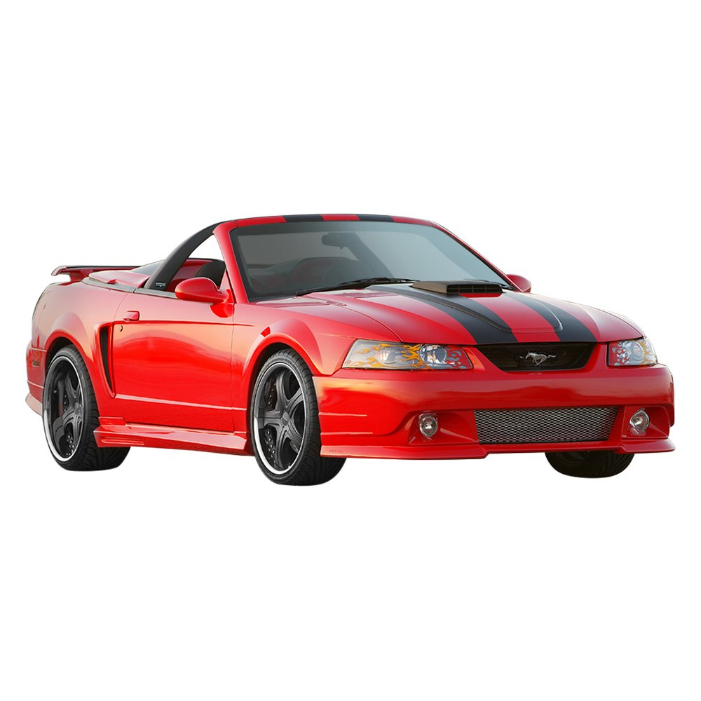 xenon ford mustang 2002 custom style body kit. Black Bedroom Furniture Sets. Home Design Ideas
