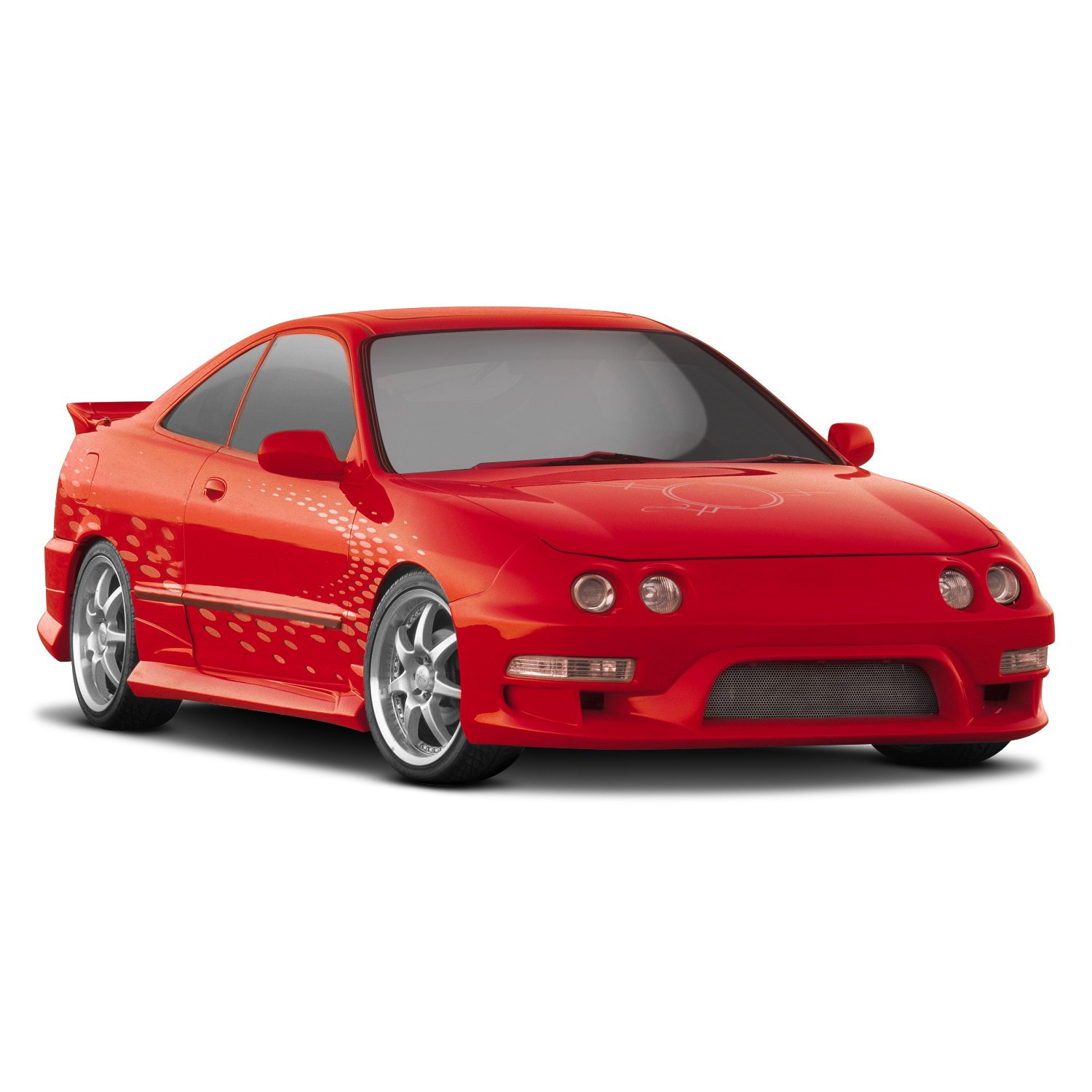 Acura Integra Coupe 1994-1997 Custom Style Body Kit