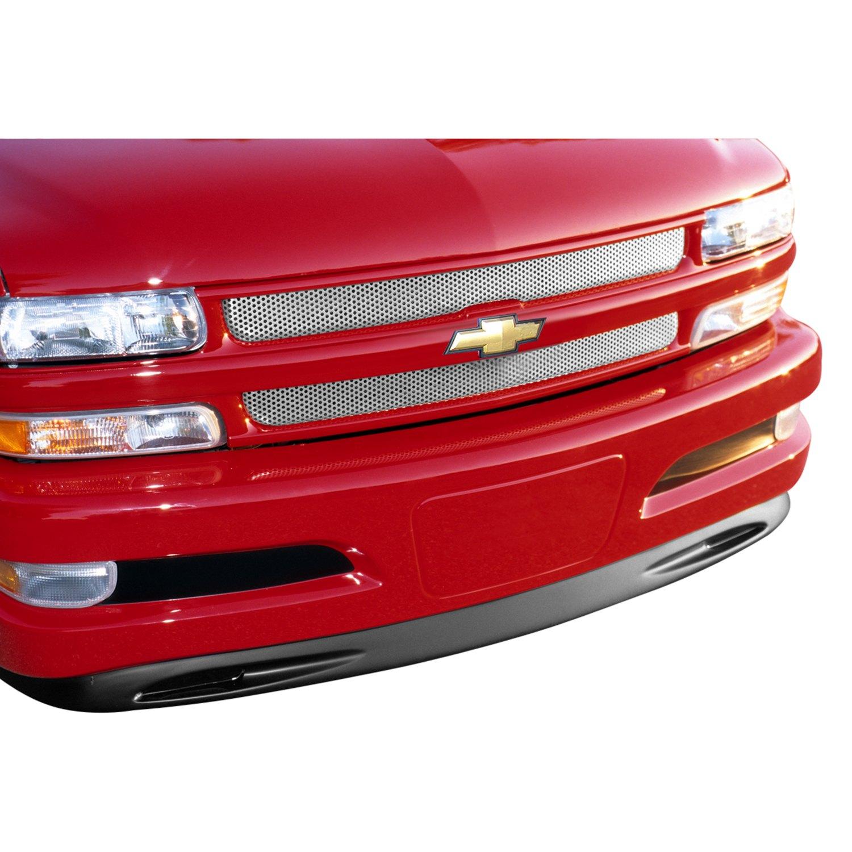 Xenon Chevy Silverado 2001 Front And Rear Bumper Covers