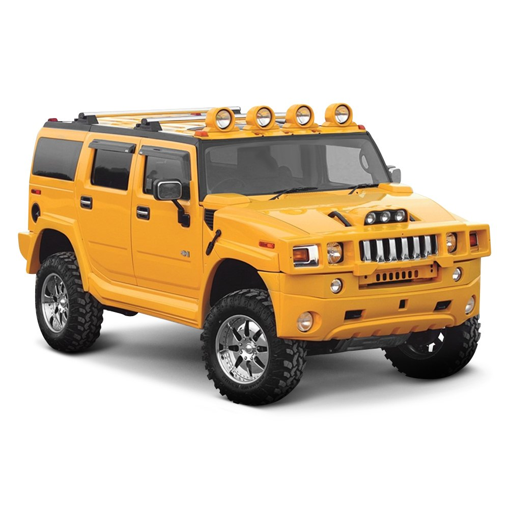 xenon hummer h2 sport utility 2006 style 2 body kit. Black Bedroom Furniture Sets. Home Design Ideas