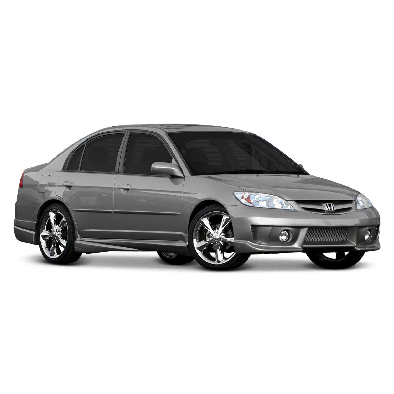 Xenon Honda Civic 2004 Body Kit