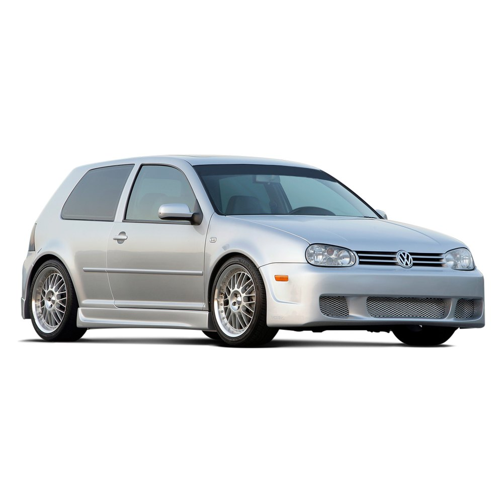 xenon volkswagen golf 2 doors 4 doors 2002 body kit. Black Bedroom Furniture Sets. Home Design Ideas