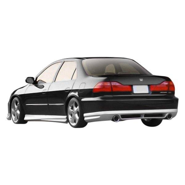 For Honda Accord 1998-2000 Xenon 4150 Body Kit Unpainted