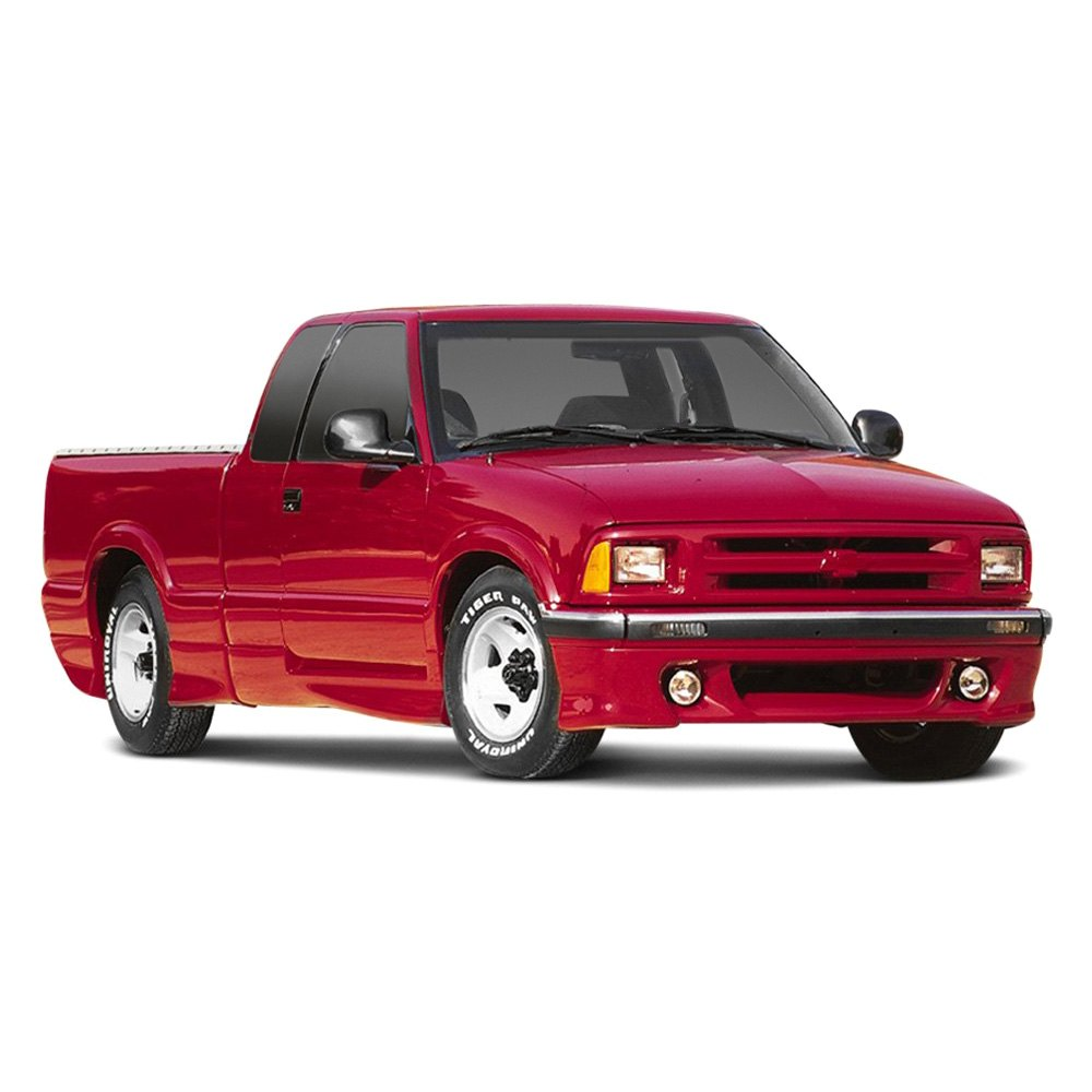 For Chevy S10 1994-1997 Xenon Front Air Dam Unpainted